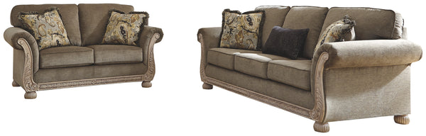 Richburg Benchcraft 2-Piece Living Room Set