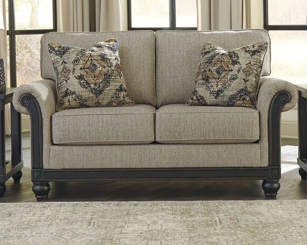 Blackwood Signature Design by Ashley Loveseat