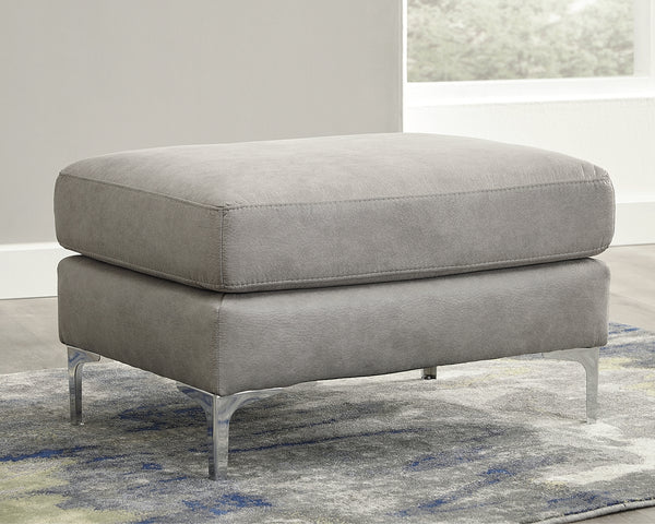 Ryler Signature Design by Ashley Ottoman