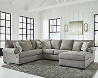 Renchen Benchcraft 3-Piece Sectional with Chaise