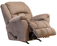 Bingham Rocker Recliner w/Deluxe Heat & Massage