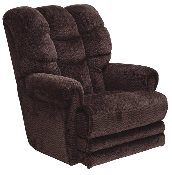 "Malone Power ""Lay Flat"" Recliner w/Ext Otto"