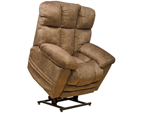 Lofton Power Lift Recliner w/Dual Motor & Extended Ottoman