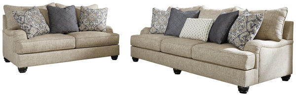Reardon Signature Design 2-Piece Living Room Set
