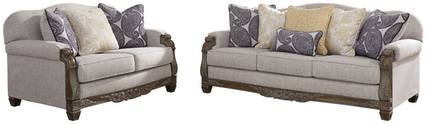 Sylewood Signature Design 2-Piece Living Room Set