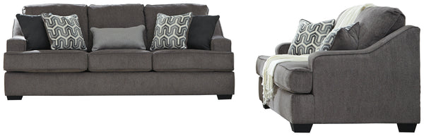 Gilmer Signature Design 2-Piece Living Room Set