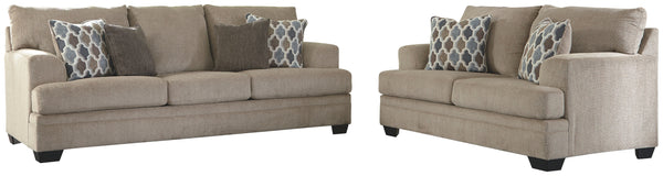 Dorsten Signature Design 2-Piece Living Room Set