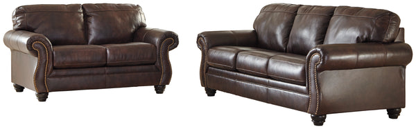 Bristan Signature Design 2-Piece Living Room Set