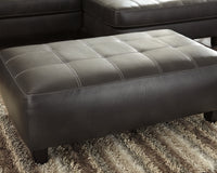 Nokomis Signature Design by Ashley Ottoman