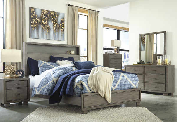 Arnett Signature Design 5-Piece Bedroom Set