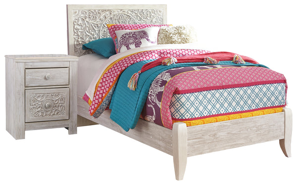 Paxberry Signature Design 4-Piece Bedroom Set