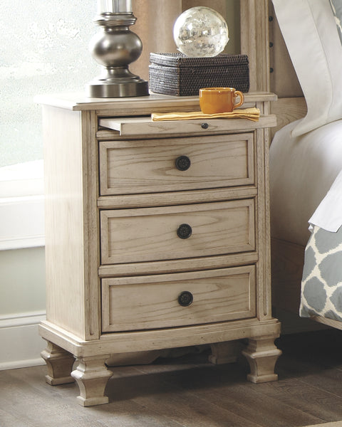 Demarlos Signature Design by Ashley Nightstand
