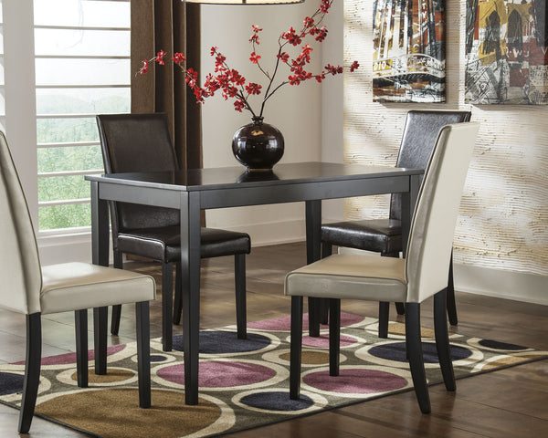 Kimonte Signature Design by Ashley Dining Table