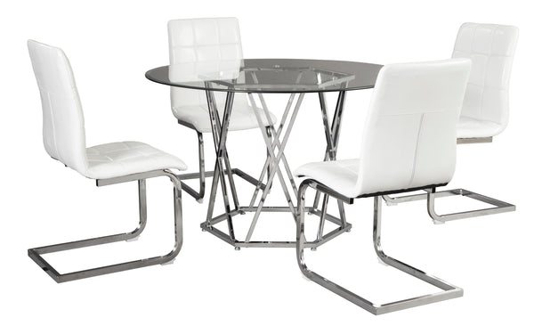 Madanere Signature Design 5-Piece Dining Room Set
