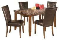 Lacey Signature Design 5-Piece Dining Room Set