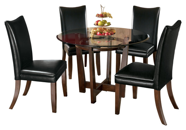 Charrell Signature Design 5-Piece Dining Room Set