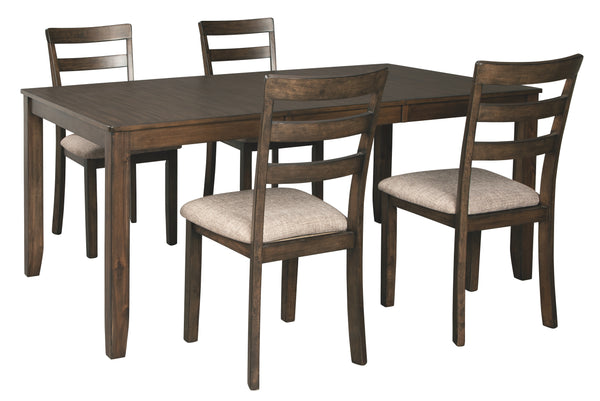 Drewing Benchcraft 5-Piece Dining Room Set