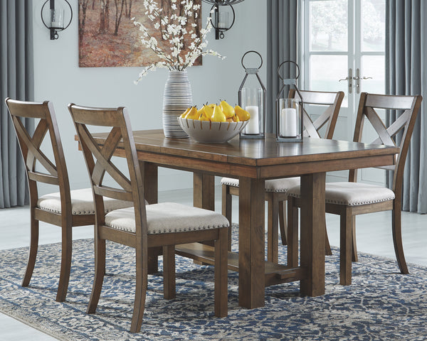 Moriville Signature Design by Ashley Dining Table
