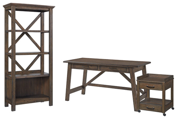 Johurst Signature Design 3-Piece Home Office Set