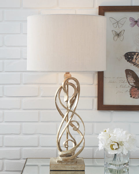 Edric Signature Design by Ashley Table Lamp