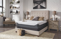12 Inch Chime Elite Sierra Sleep by Ashley Memory Foam Mattress