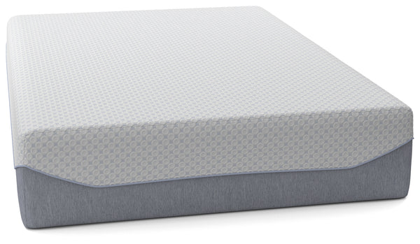 Loft and Madison 15 Plush Sierra Sleep by Ashley Memory Foam Mattress