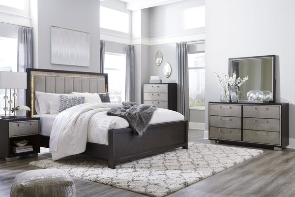 Maretto Signature Design By Ashley 5-Piece Bedroom Set