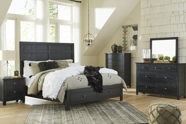 Noorbrook Benchcraft 5-Piece Bedroom Set