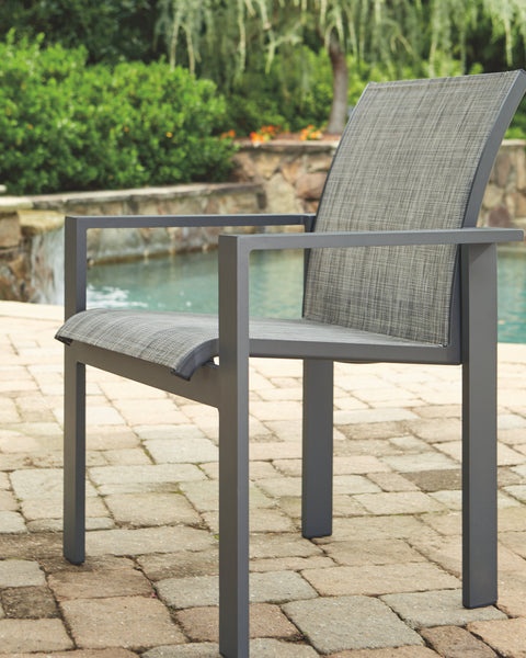 Okada Signature Design by Ashley Outdoor Dining Chair Set of 4