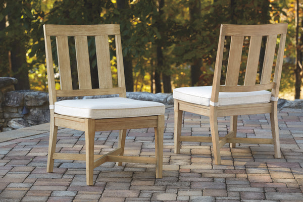 Clare View Signature Design by Ashley Chair Set of 2