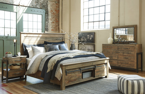 Sommerford Signature Design 5-Piece Bedroom Set