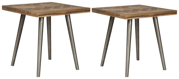 Vantori Signature Design 2-Piece End Table Set
