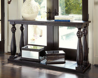 Mallacar Signature Design by Ashley Sofa Table