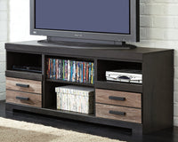 Harlinton Signature Design by Ashley Entertainment Center