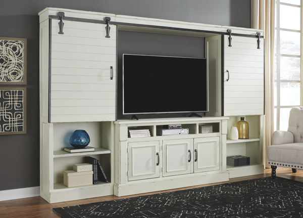Blinton Signature Design by Ashley Entertainment Center