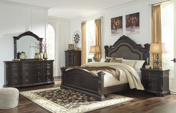 Wellsbrook Signature Design 5-Piece Bedroom Set