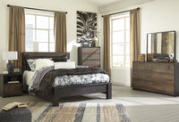 Windlore Signature Design 5-Piece Bedroom Set