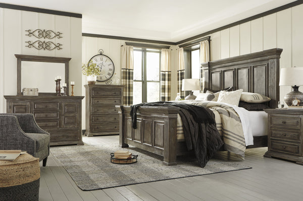 Wyndahl Signature Design 5-Piece Bedroom Set