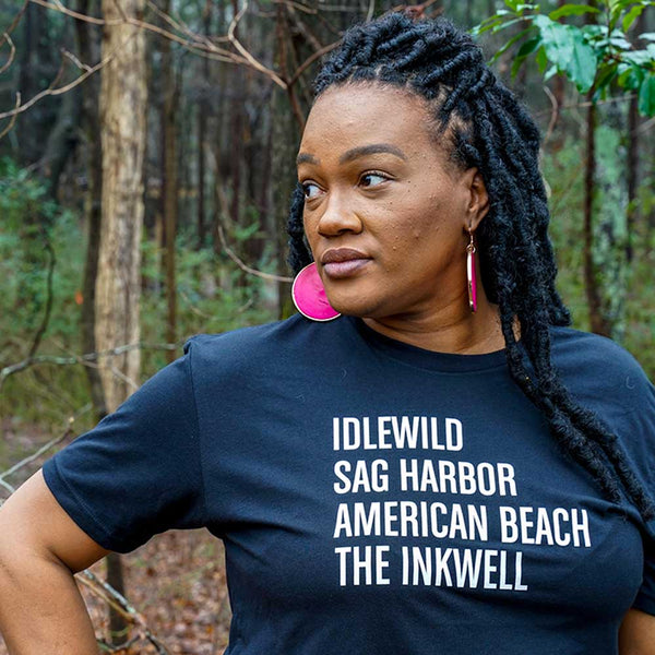 Historically Black Beaches T-shirt