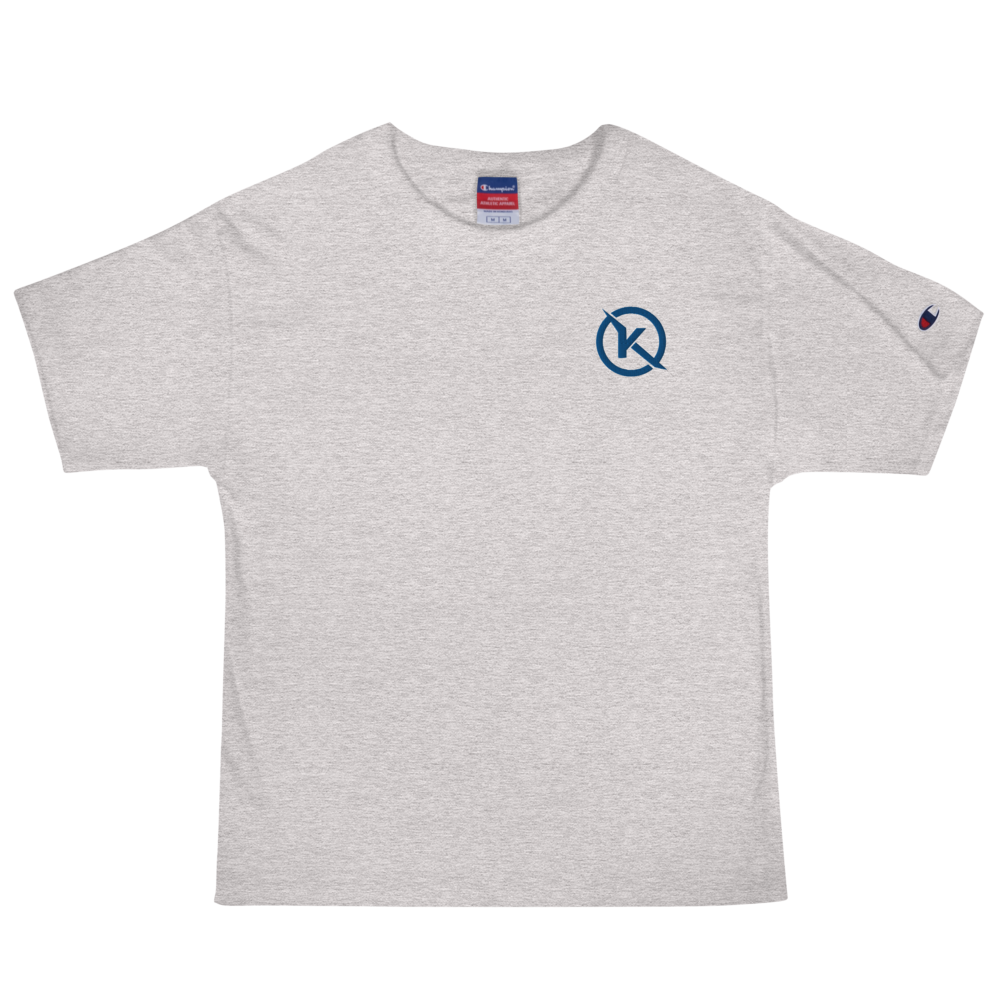 Kozi X Champion Embroidered T-Shirt