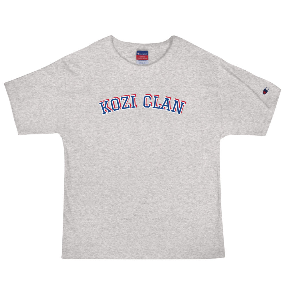 Kozi Clan X Champion T-Shirt