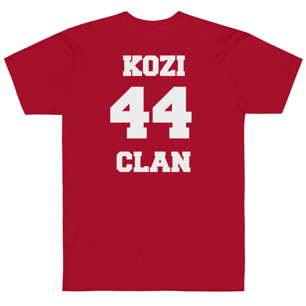 Kozi Clan x 44 Red Jersey