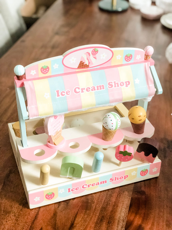 Ice-cream Shop Toy Set