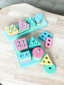 Sorting Shapes - Bundle of 2