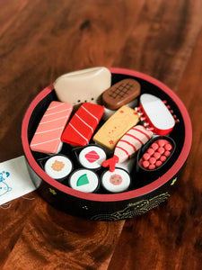 Sushi Wooden Toy Set