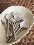 Hilde Handcrafted Ceramic Spoon