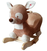 "Sweety Toys 4805 Schaukelstuhl Reh ""Doris the Deer"""