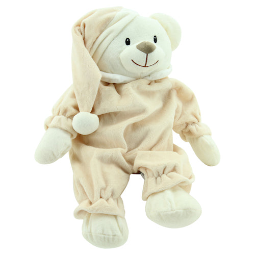 Sweety-Toys 5833 Schlafbär Sleepy Kuschelbär Teddy ca.50 cm, braun supersoft Sweety-Toys 5833 Schlafbär Sleepy Kuschelbär Teddy ca.50 cm, braun supersoft