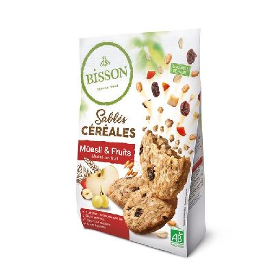 SABLE CEREAL MUESLI FRUIT 200G