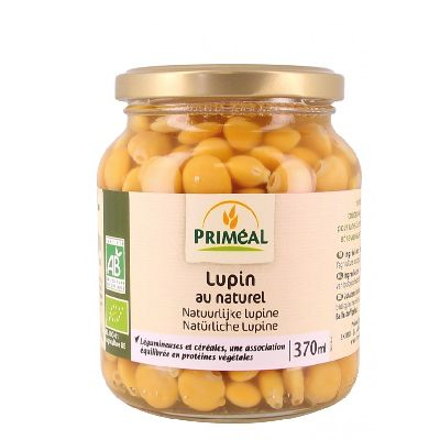 LUPIN AU NATUREL 370ML